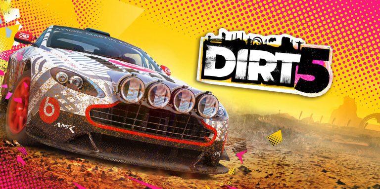 Dirt 5 – Voit sa sortie repoussé de 3 semaines