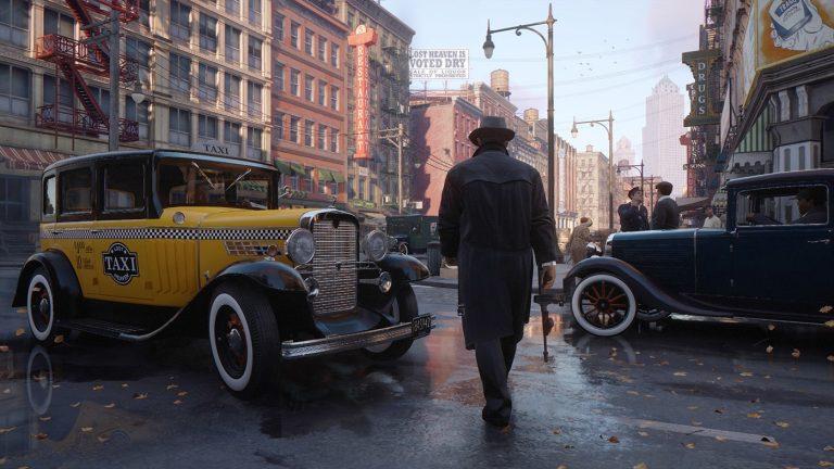 Mafia Definitive Edition – S'offre une vidéo gameplay de 47 minutes