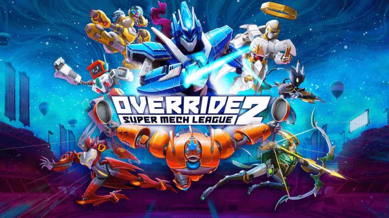 Override 2 : Super Mech League – Un nouvel opus débarque