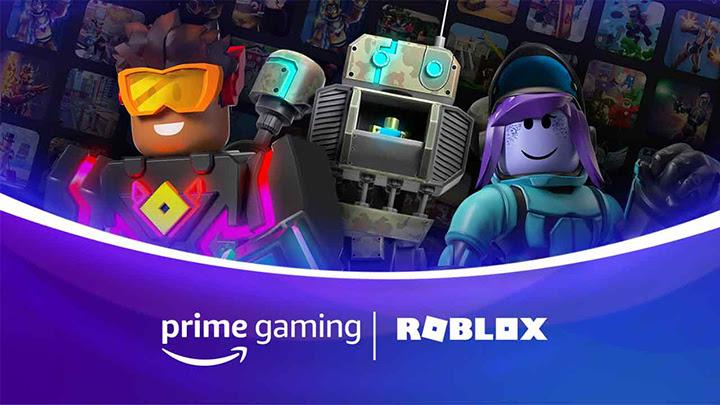 Roblox – Des items exclusifs offerts tous les mois pour les joueurs Prime Gaming