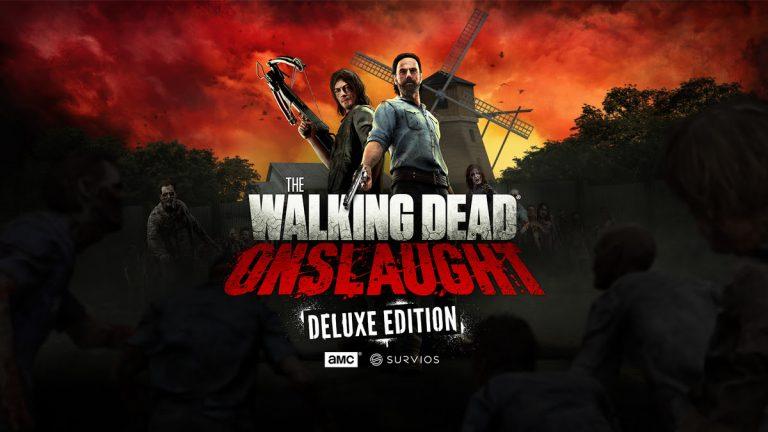 The Walking Dead Onslaught – Préparez-vous à casser du zombie en VR !
