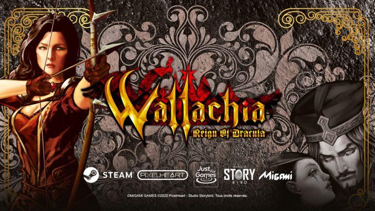 Wallachia : Reign Of Dracula – Le titre se dévoile davantage !