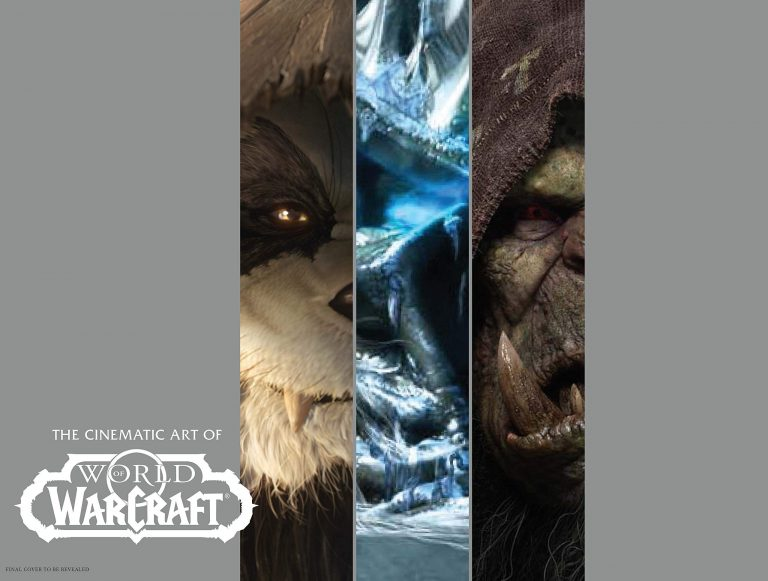 World of Warcraft – Le livre Cinematic Art sortira le 15 octobre chez Mana Books