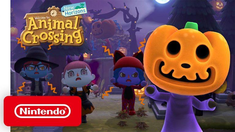 Animal Crossing New Horizon – Une nouvelle mise à jour pour fêter l'automne prochainement