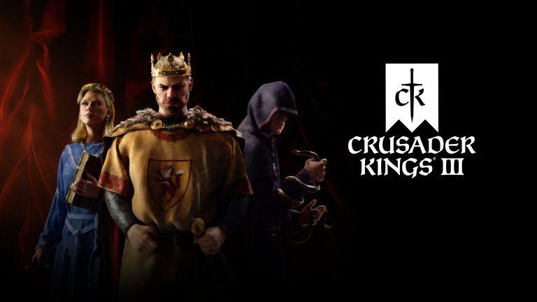 Crusader Kings III – Longue vie au roi !