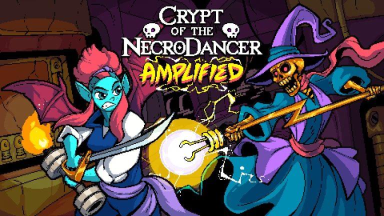 Crypt Of The Necrodancer – Sortie physique prévue pour 2021