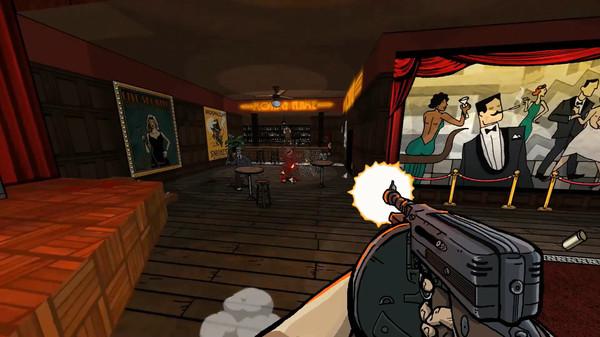 Fallen Aces – Une ambiance de film noir dans un jeu vidéo façon BD