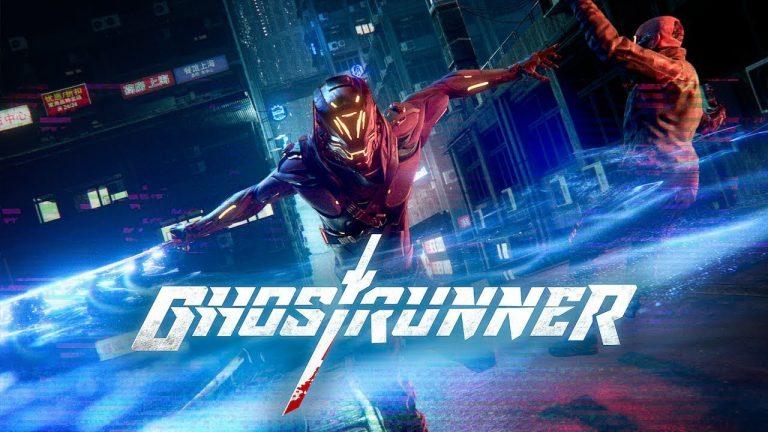 Ghostrunner – Le jeu va arriver sur la Nintendo Switch