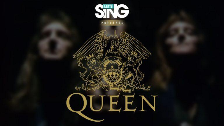 Let's Sing Queen – Présentation de la playlist !