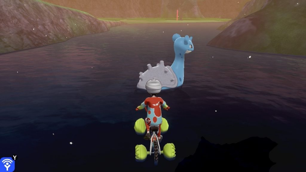 Lokhlass Pokémon épée