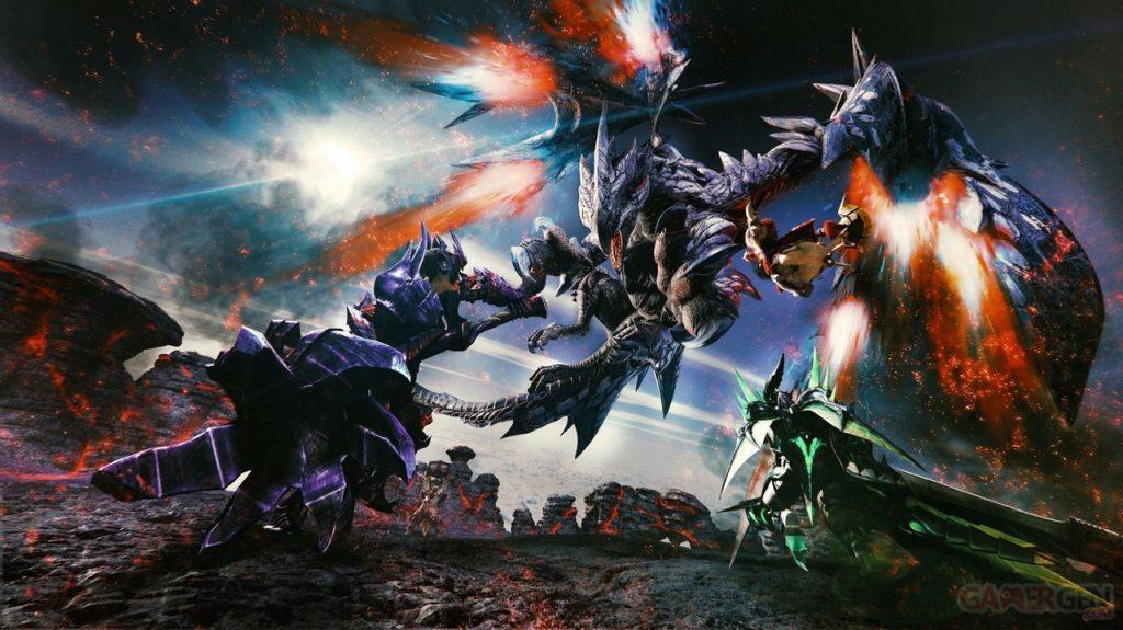 Monster Hunter Nintendo Switch