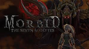 Morbid : The Seven Acolytes Morbid : The Seven Acolytes – Les éditions Signature sont disponibles à la précommandes