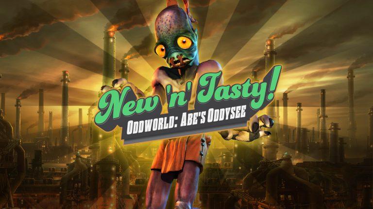 Oddworld New 'n' Tasty – sortie prévue le 27 octobre sur Switch