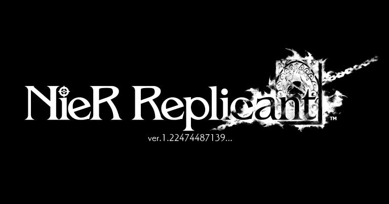 NieR Replicant – Une date de sortie annoncée !