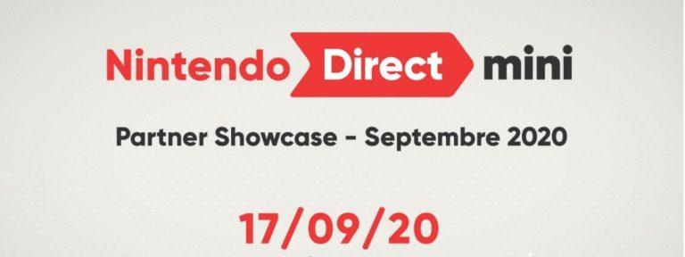 Nintendo Direct Mini: Partner Showcase – Un événement prévu demain
