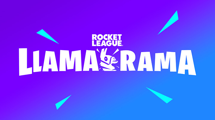 Llama-Rama rassemble Fortnite et Rocket League !