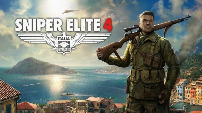 Sniper Elite 4 – Le jeu annoncé sur la Nintendo Switch