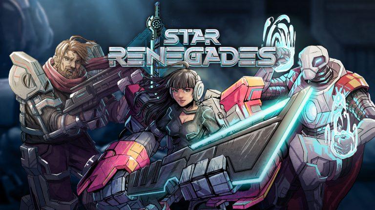 Star Renegades – Le jeu arrive sur PlayStation 4