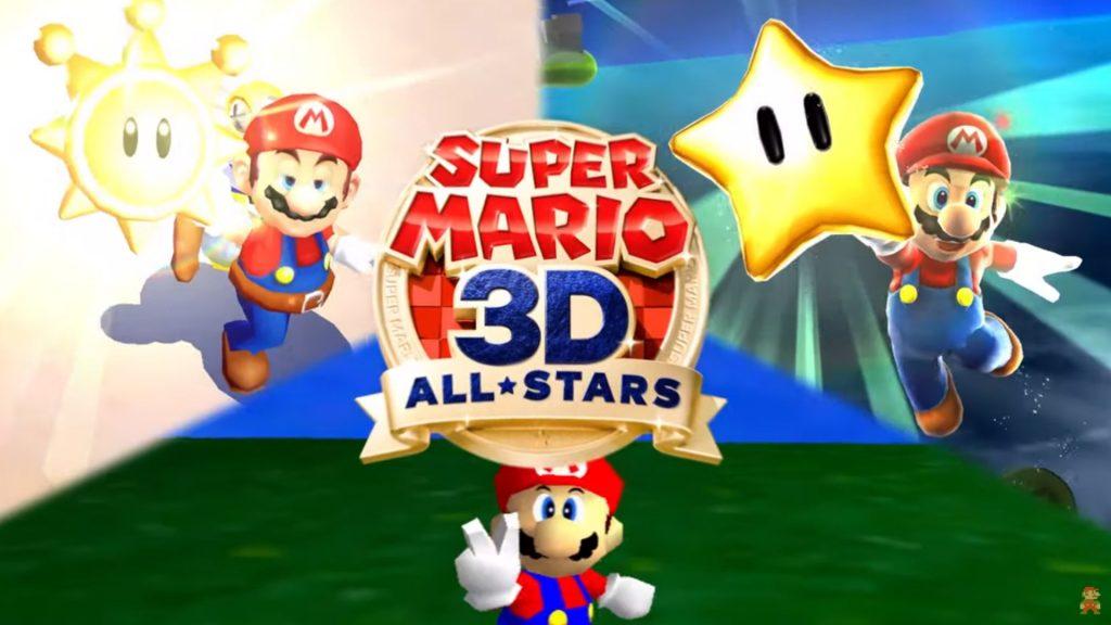 Super Mario trailer
