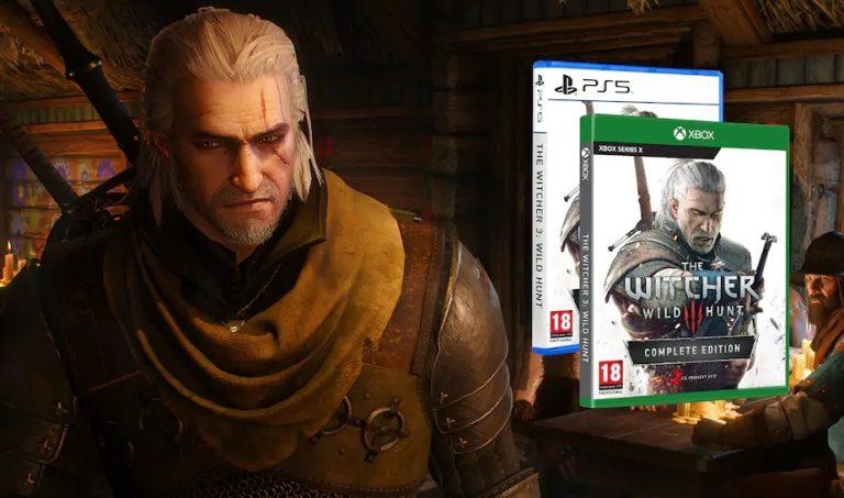 The Witcher 3 – Une mise à niveau gratuite next-gen si vous possédez déjà le jeu