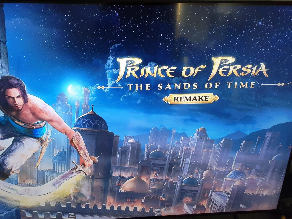 The Prince of Persia : The Sands of Time Remake