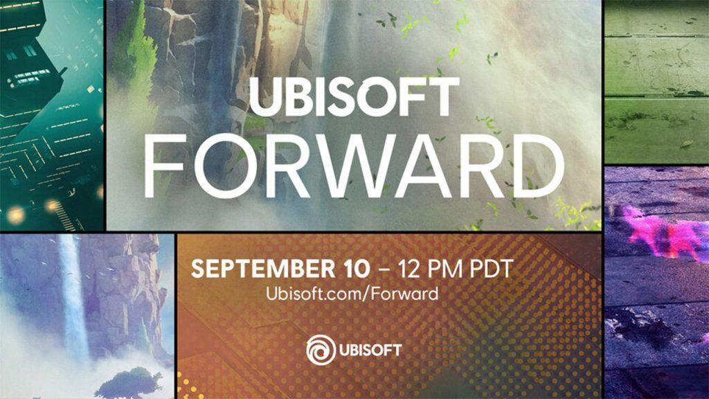 Ubisoft Forward Septembre