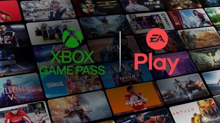 Xbox Game Pass – Les jeux EA Play ajoutés sans surcoût sur console et PC