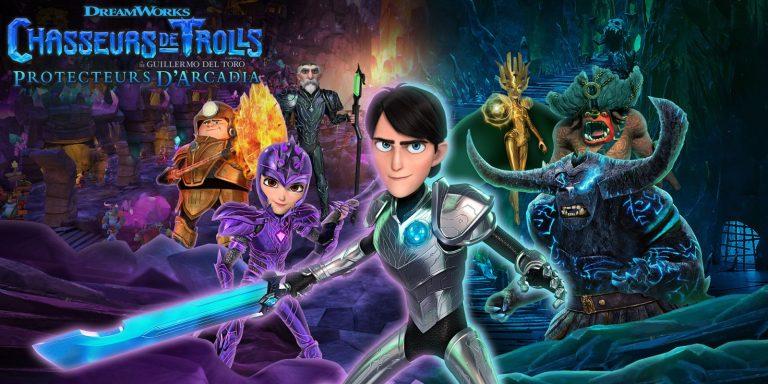 Chasseurs de Trolls – Protecteurs d'Arcadia – Le jeu est disponible !