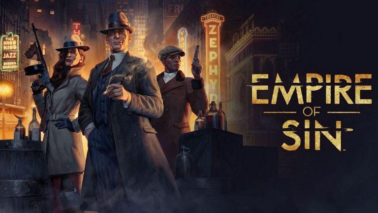 Empire of Sin – La précommande déjà disponible !
