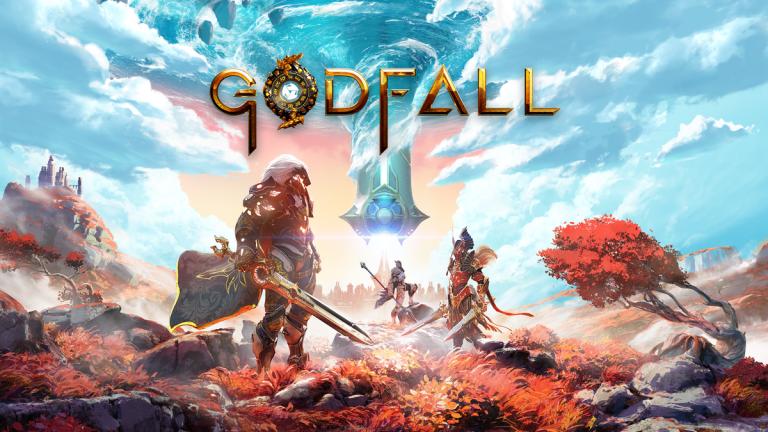 Godfall – Présent pour le lancement de la Playstation 5 !