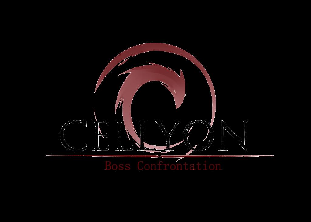 Cellyon Boss Confrontation logo