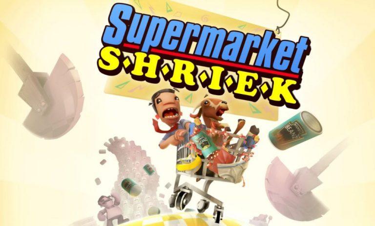 Supermarket Shriek – Hurlez pour avancer à partir du 23 octobre