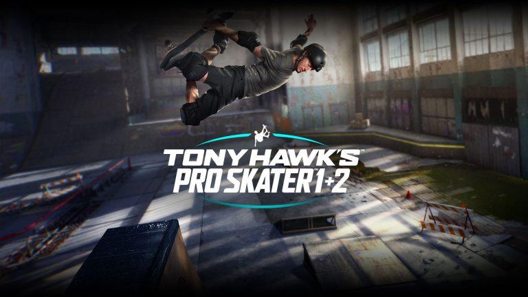 TEST – Tony Hawk's Pro Skater 1+2