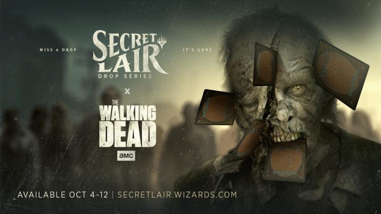 Magic : The Gathering – Les zombies de The Walking Dead envahissent le jeu