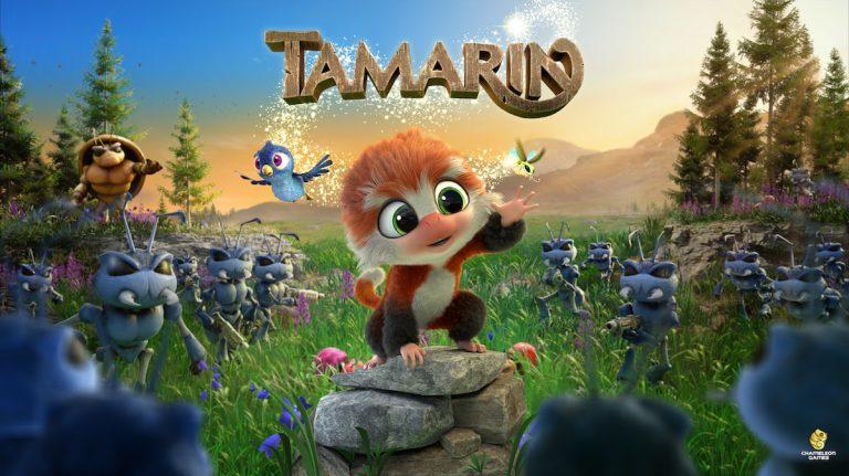 Tamarin – Le jeu d'action et d'aventure bondira le 10 septembre sur PlayStation 4 et PC
