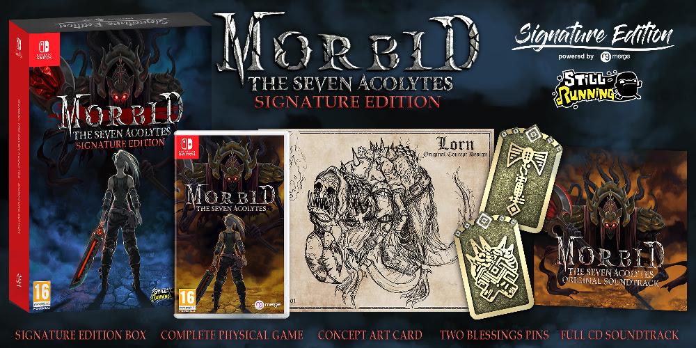 Morbid : The Seven Acolytes
