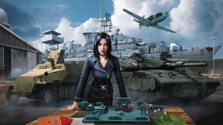 """War Thunder – Le jeu de société """"Stratège"""" commence"""