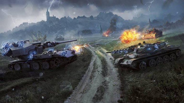 World of Tanks – Présentation du dernier des Waffenträger !