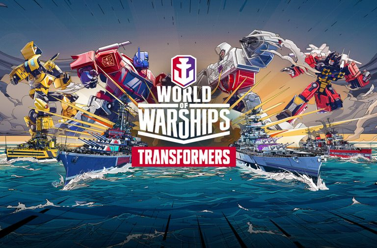 World of Warships – Les Transformers arrivent !