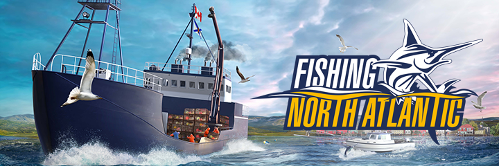 Fishing : North Atlantic – Sortez les filets à partir du 16 octobre