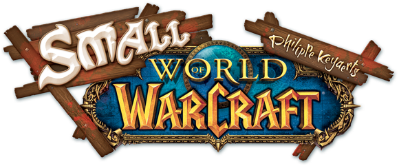 World of Warcraft – Le jeu de société Small World of Warcraft est disponible