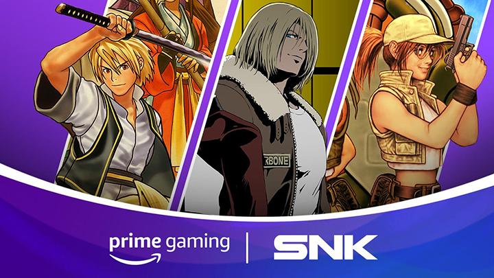 Amazon Prime Gaming – La dernière collection des jeux iconiques de SNK Arcade est maintenant disponible gratuitement