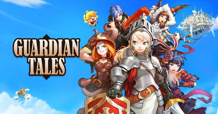 Guardian Tales – Le jeu reçoit un nouveau chapitre à son mode histoire et un nouveau héros