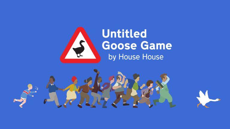 Untitled Goose Game – L'édition physique vient d'arriver !