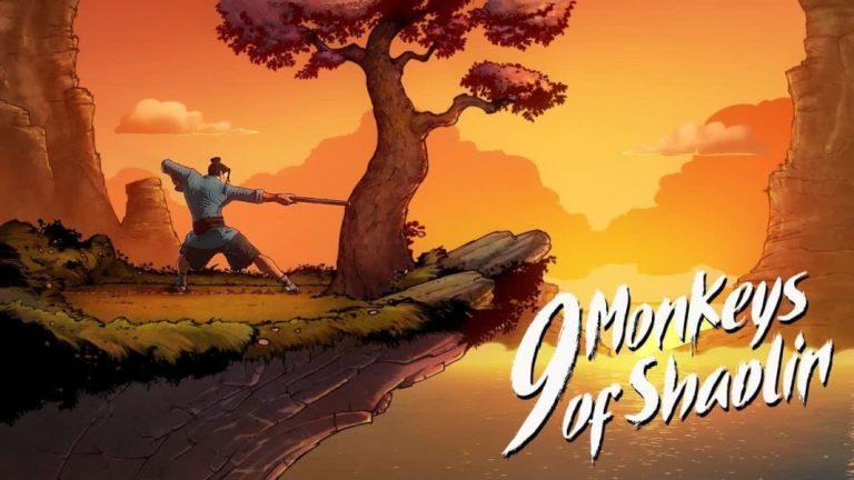 9 Monkeys of Shaolin – Le jeu est désormais disponible !