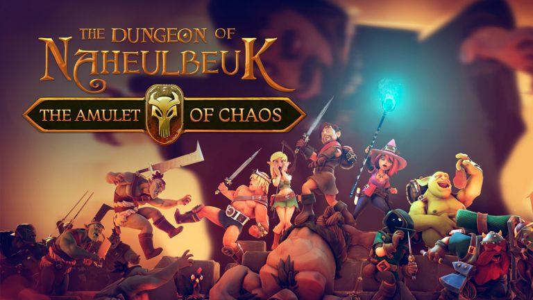 TEST – Le Donjon de Naheulbeuk : L'Amulette du Désordre