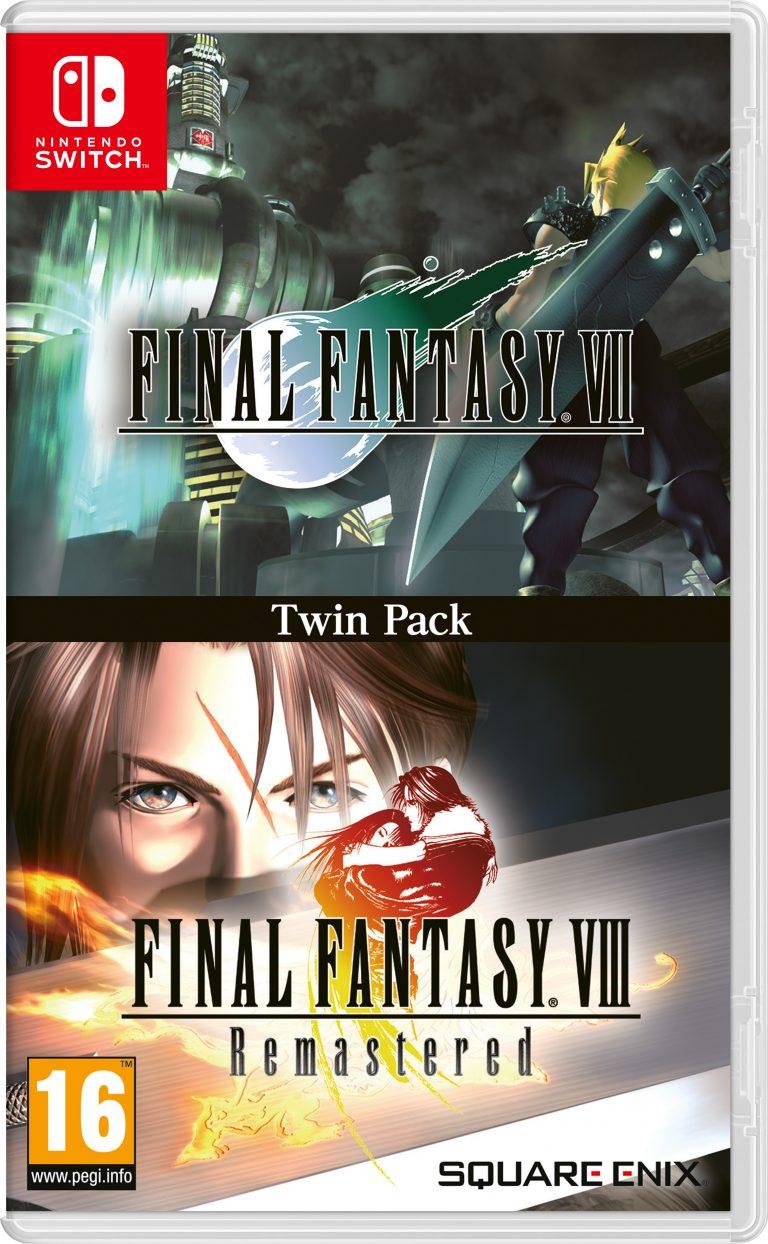 Final Fantasy – Un pack sur Nintendo Switch