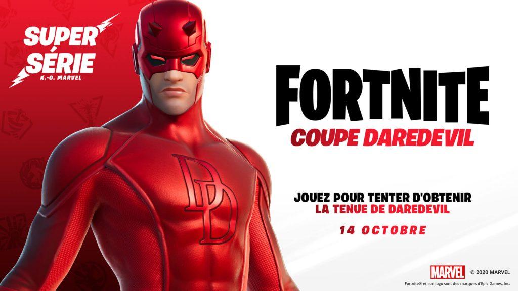 Fortnite Daredevil