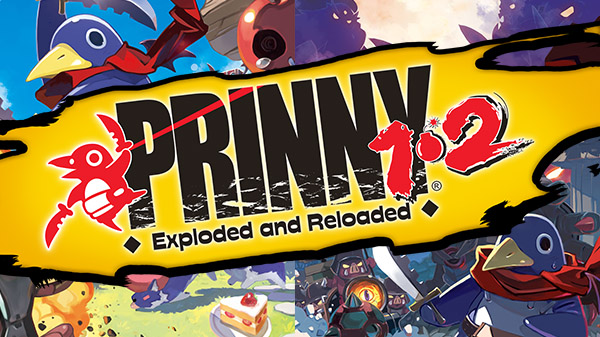 TEST – Prinny 1 & 2: Exploded and Reloaded