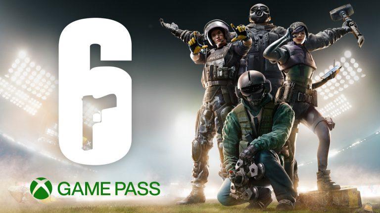 Tom Clancy's Rainbow Six Siege – Le jeu sera disponible à la fin du mois sur le Xbox Game Pass